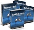 Thumbnail Backlink Flood eBook and Software (MRR)