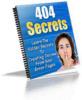 Thumbnail 404 Secrets (MRR)