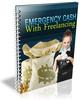 Thumbnail NEW 2010 Emergency Cash With Freelancing (PLR)