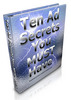 Thumbnail Ten Ad Secrets You MUST Have (PLR)