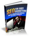 Thumbnail New 2010 SEO for Busy Marketers