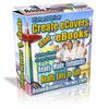 Thumbnail Create ecovers and eBooks (PLR)