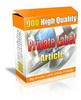 Thumbnail Big Private Label Article Pack (PLR)