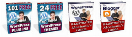 Thumbnail 101 Free Top Rated Wordpress Plugins With (MRR)