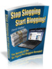 Thumbnail Stop Slogging Start Blogging
