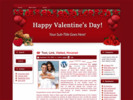 Thumbnail Valentines Hearts Roses (MRR)