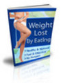 Thumbnail Weight Lost by Eating (PLR)