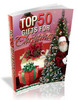 Thumbnail Top 50 Gifts For Christmas With (MRR)(GR)