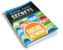 Thumbnail Social Cash Secrets With (PLR)