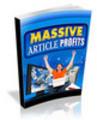 Thumbnail Massive Article Profits with (MRR)