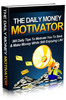 Thumbnail Daily Money Motivator with (MRR)(GR)