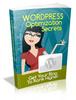 Thumbnail WordPress Optimization Secrets with (MRR)(GR)