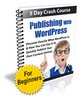 Thumbnail Publishing With WordPress Course with (PLR)