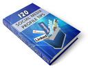 Thumbnail 120 Social Media Profile Tips with (PLR)