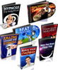 Thumbnail Eight Hypnosis Tracks with (PLR)
