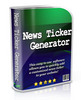 Thumbnail News Ticker Generator