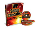 Thumbnail WP Setup Checklist with (MRR)