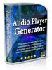 Thumbnail Audio Player Generator