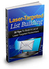 Thumbnail Laser Targeted List Building With (MRR)