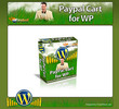 Thumbnail PayPal Cart For Wordpress With (MRR)