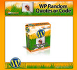 Thumbnail WP Random Quotes With (MRR)