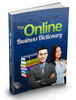 Thumbnail The Online Business Dictionary With (MRR)
