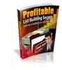Thumbnail Profitable List Building Secrets with (MRR)