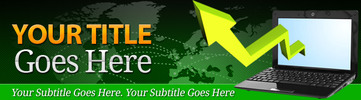 Thumbnail Green Minisite Template with (PLR)
