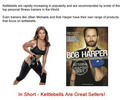 Thumbnail KettleBell Amazon Review Site With (MRR)