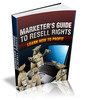 Thumbnail Marketers Guide To Resell Rights with (MRR)