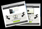 Thumbnail 5 PLR Squeeze Pages with (PLR)