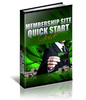 Thumbnail Membership Site Quick Start with (MRR)