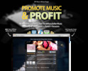 Thumbnail WP Music Affiliate with (PLR)