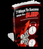 Thumbnail 7 Ways To Success While You Sleep with (MRR)(GR)