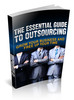 Thumbnail The Essential Guide to Outsourcing
