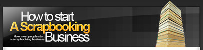 Thumbnail How To Start A Scrapbooking Business (PLR)