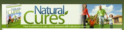 Thumbnail Natural Cures (PLR)