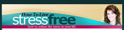 Thumbnail How To Live Stress Free + (PLR)