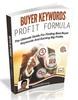 Thumbnail Buyer Keywords Profit Formula