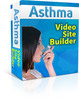 Thumbnail Asthma Video Site Builder