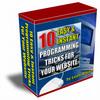 Thumbnail 10 Easy & Instant Programming Tricks For Your Website