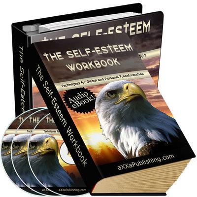 Pay for NEW 2010 Self Esteem Workbook - eBook and Audio (PLR)