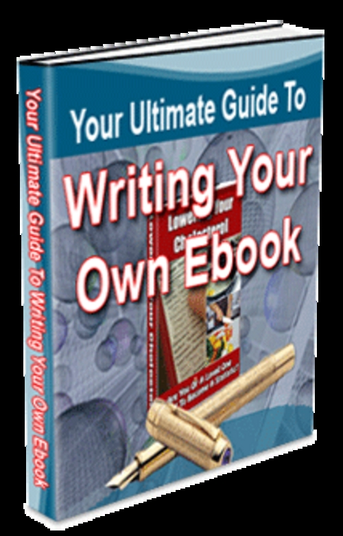 Pay for Ultimate Guide to Writing Your Own eBook (PLR)