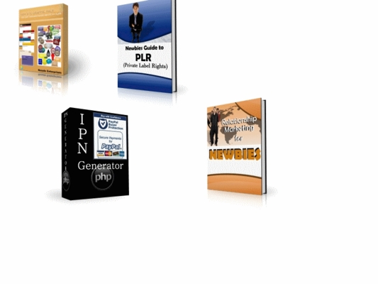 Pay for Newbie PLR Pack
