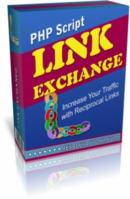 Pay for Automatic Link Exchange Script (MRR)