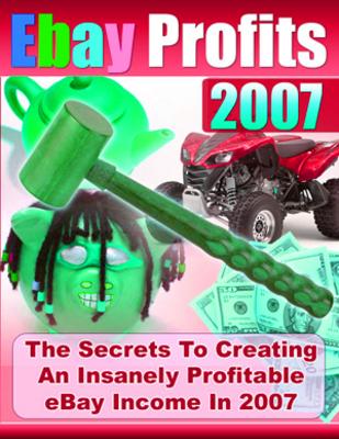 Pay for Ebay Profits 2007 (MRR)