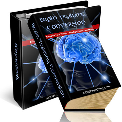 Pay for NEW 2010 Brain Training Conversion (PLR)