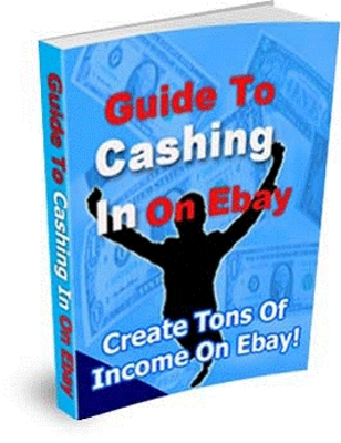 Pay for Guide To Cashing In On Ebay (MRR)