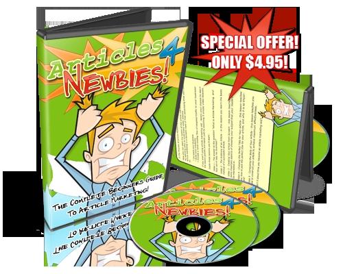 Pay for Articles 4 Newbies  Video Series  (MRR) .rar