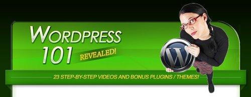 Pay for wordpress 101 revealed videos  (PLR) .rar